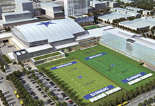 Dallas Cowboys World Headquarters and Training Facility