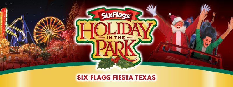 Six flags holiday in the park discount coupons