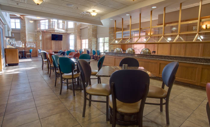 Drury Inn & Suites Amarillo - Dining Area