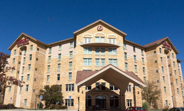 Drury Inn Suites Amarillo Hotel Exterior