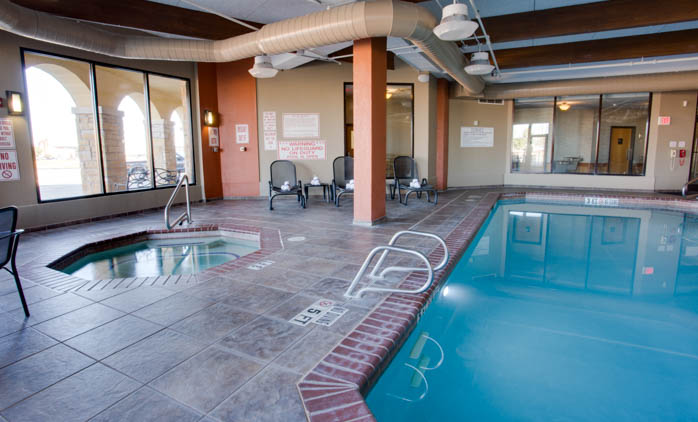 Drury Inn & Suites Amarillo - Swimming Pool