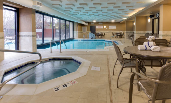Drury Inn & Suites Birmingham Grandview - Pool
