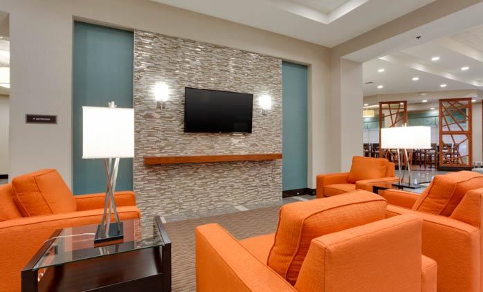 Drury Inn & Suites Charlotte Arrowood - Lobby