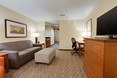 Drury Inn & Suites Charlotte Arrowood - Suite