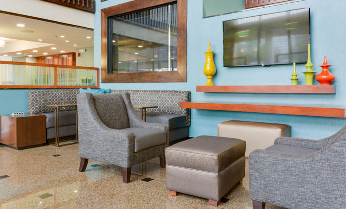 Drury Inn & Suites Birmingham Grandview - Lobby