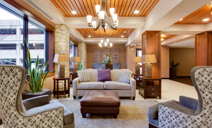 Drury Inn & Suites San Antonio Airport - Lobby