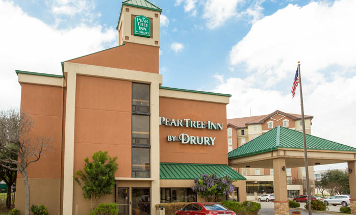Pear Tree Inn San Antonio Northwest Medical Center - Exterior Hotel