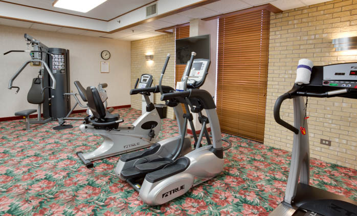 Pear Tree Inn San Antonio Northwest Medical Center - Fitness