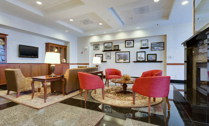 Drury Inn & Suites Northlake - Lobby