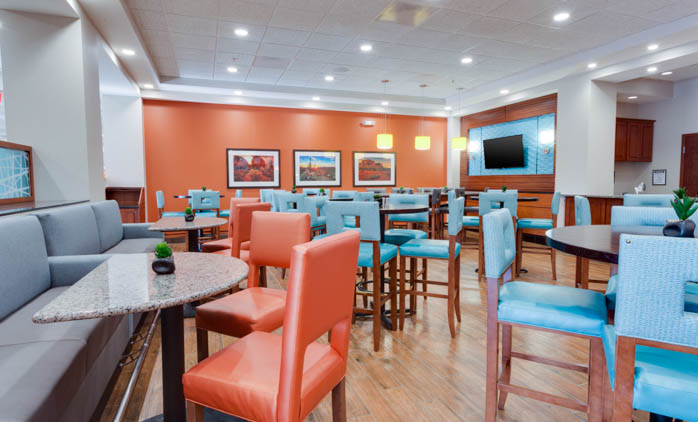 Drury Inn & Suites - Phoenix Chandler - Dining Area