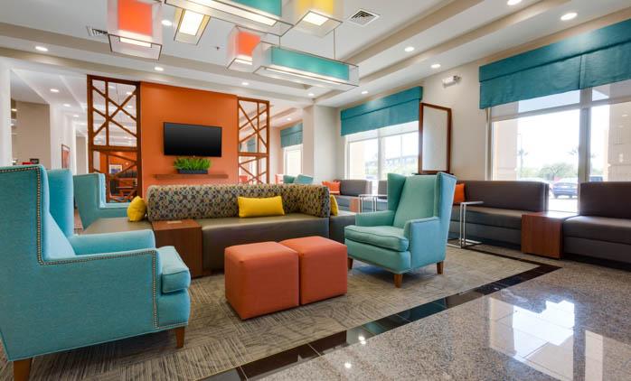 Drury Inn & Suites - Phoenix Chandler - Lobby