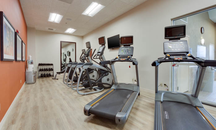 Drury Inn & Suites - St. Louis O'Fallon - 24 Hour Fitness Center
