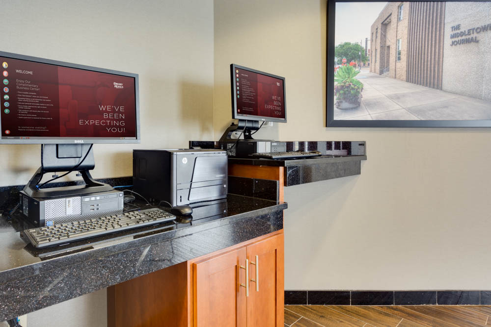 Drury Inn & Suites - Middletown Franklin - 24 Hour Business Center