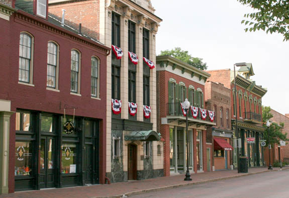 Historic Main Street St Charles