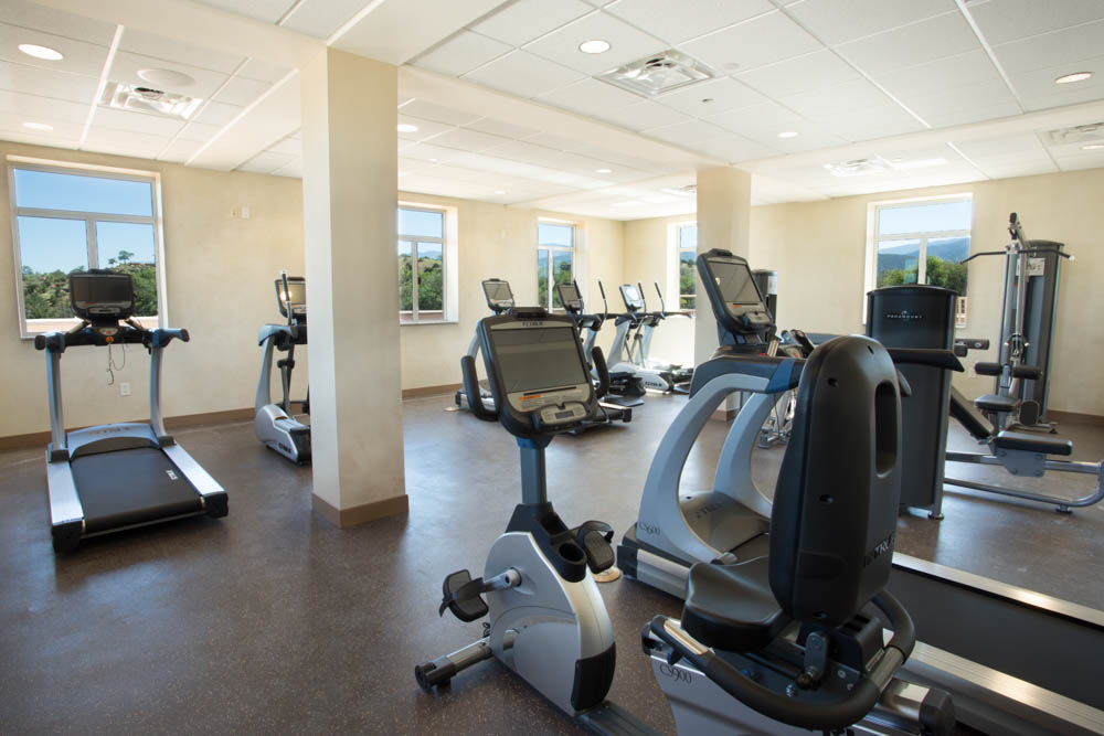 Drury Plaza Hotel in Santa Fe - Fitness Center