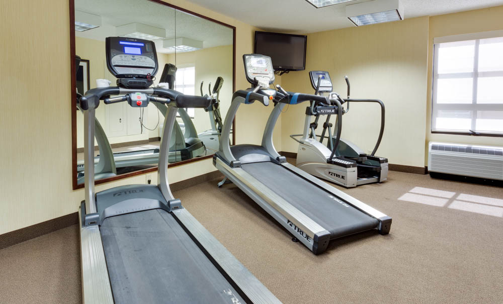 Drury Inn & Suites - St. Joseph - Fitness Center