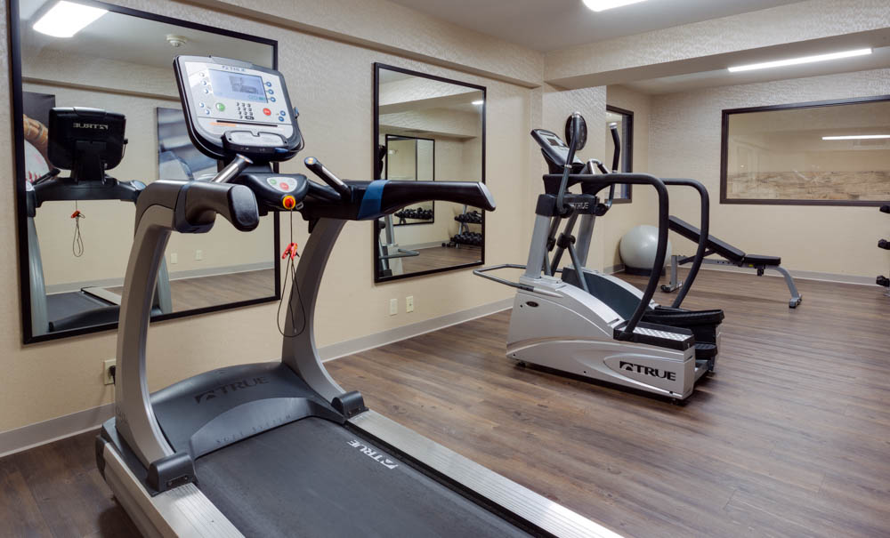 Drury Inn & Suites - Kansas City Shawnee Mission - Fitness Center