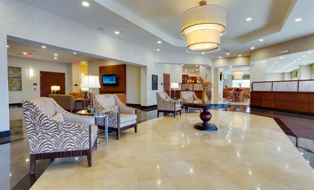 Drury Inn & Suites - Kansas City Independence - Lobby