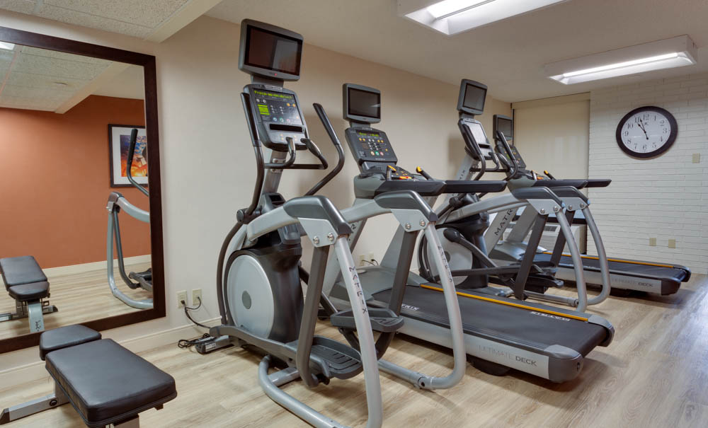 Drury Inn & Suites - Columbia Stadium Boulevard - Fitness Center