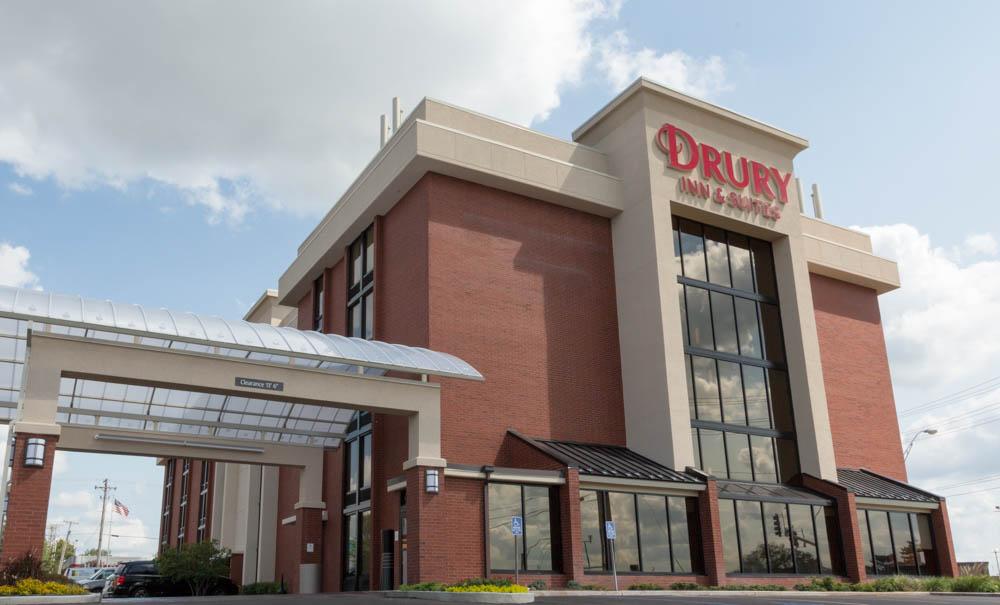 Drury Inn & Suites - Columbia Stadium Boulevard - Exterior