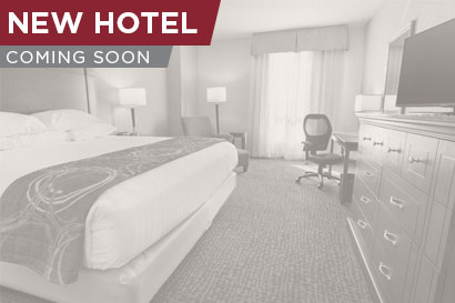 Coming Soon! Drury Plaza Hotel Columbia East