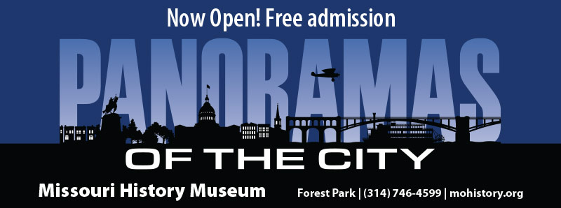 St. Louis Vacation Savings Coupon - Free admission at Missouri History Museum to Panoramas of the City exhibit