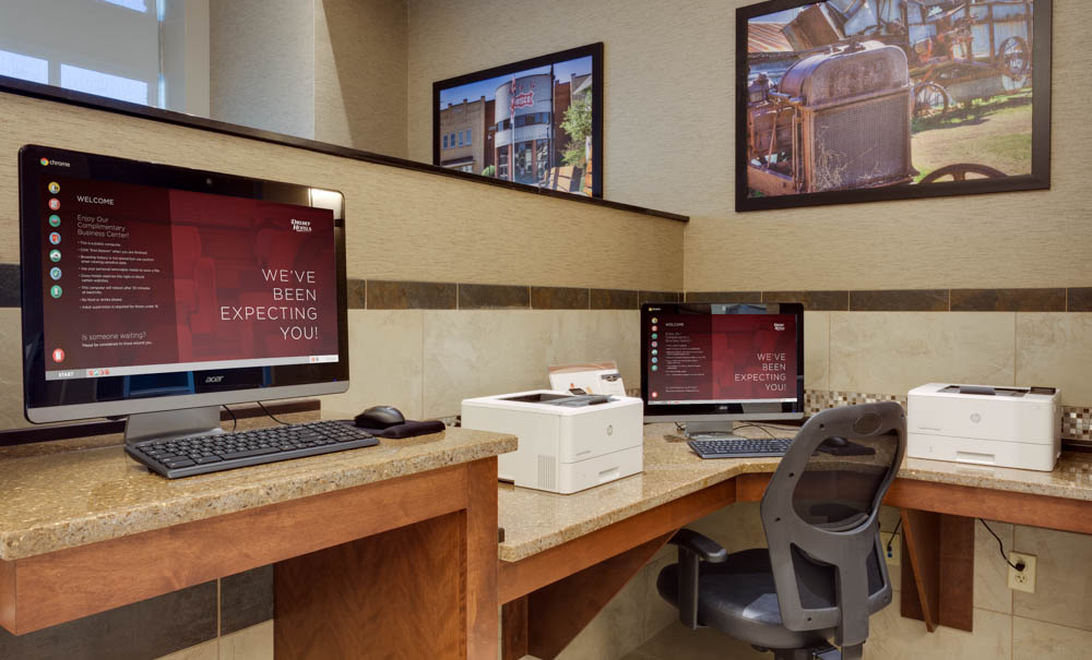 Drury Inn & Suites - Dallas Frisco - 24 Hour Business Center