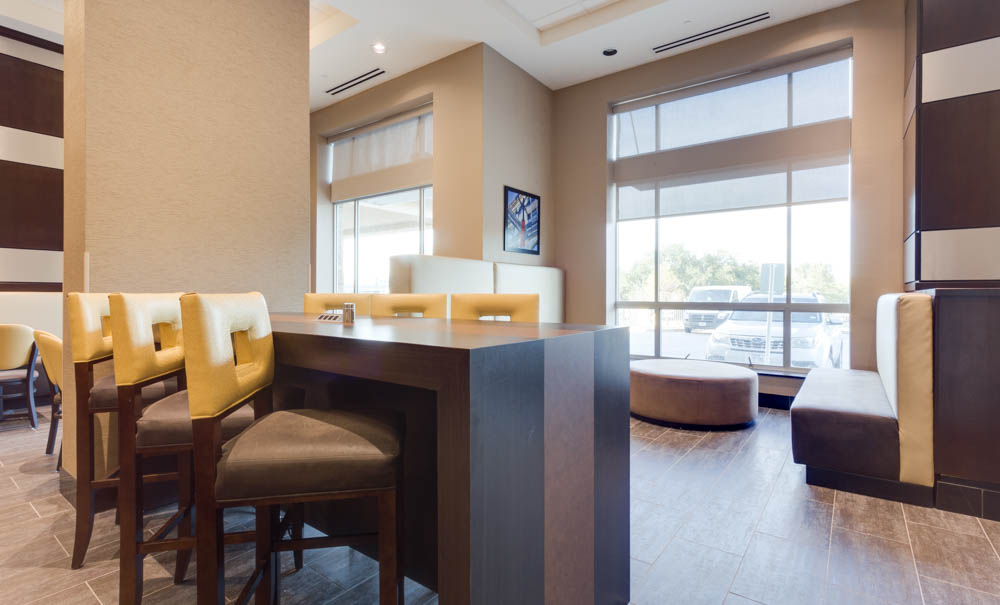 Drury Inn & Suites - Dallas Frisco - Dining Area