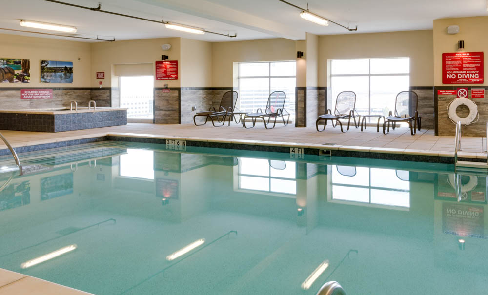 Drury Inn & Suites - Dallas Frisco - Indoor Pool