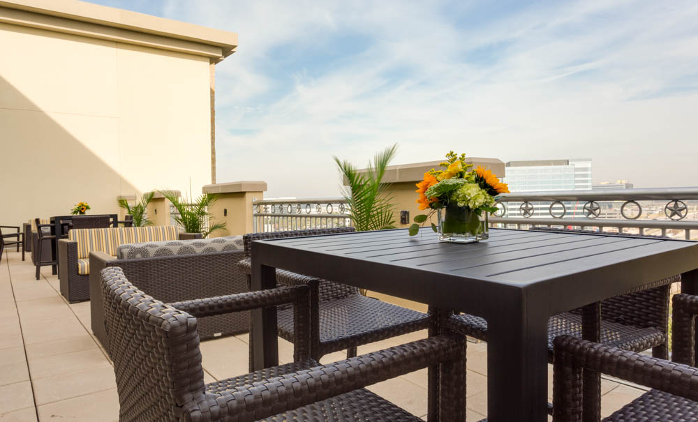 Drury Inn & Suites - Dallas Frisco - Terrace