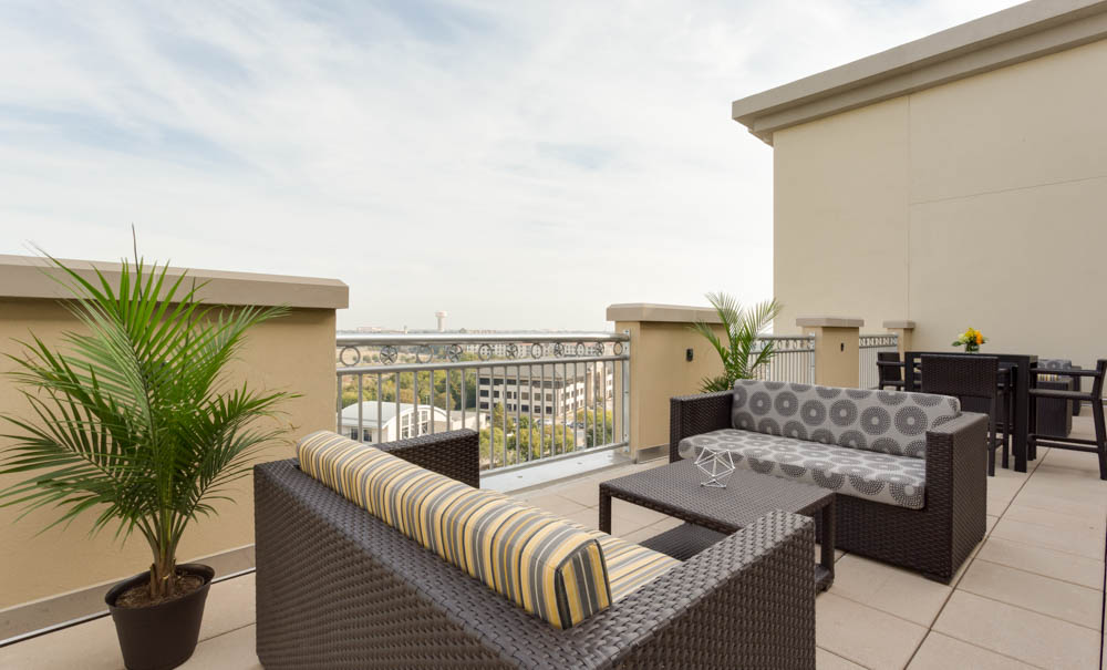 Drury Inn & Suites - Dallas Frisco - Terrace