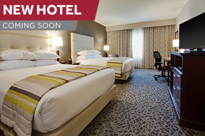 Coming Soon - Drury Inn & Suites Huntsville