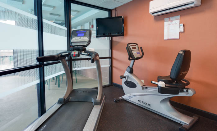 Pear Tree Inn Sikeston - Fitness Center