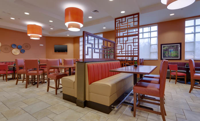 Drury Inn & Suites - Baton Rouge - Dining Area