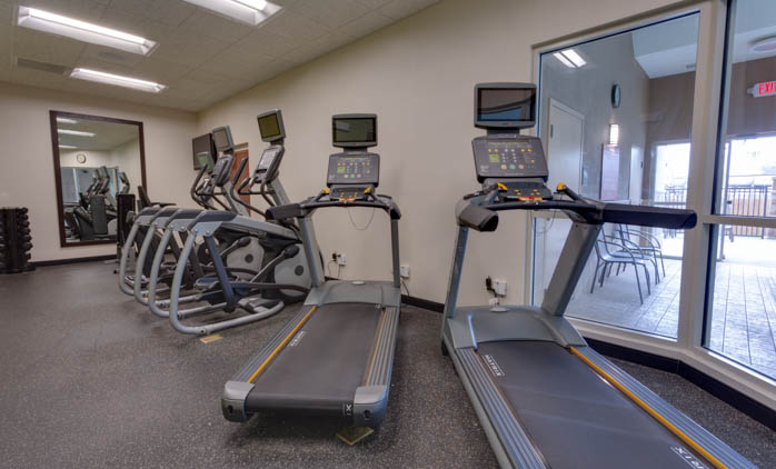 Drury Inn & Suites - Baton Rouge - Fitness Center