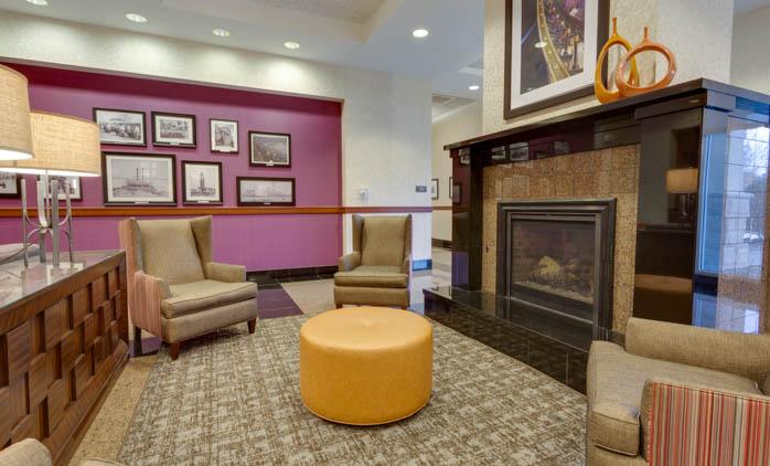 Drury Inn & Suites - Baton Rouge - Lobby