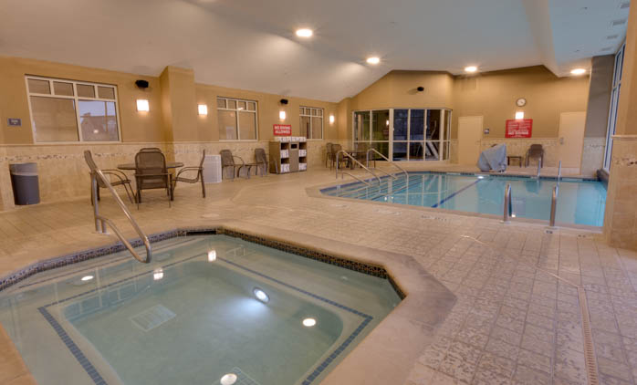 Drury Inn & Suites - Baton Rouge - Indoor/Outdoor Pool