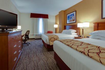 Drury Inn & Suites - Baton Rouge - Deluxe Queen Guestroom