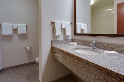 Drury Inn & Suites - Baton Rouge - Bathroom