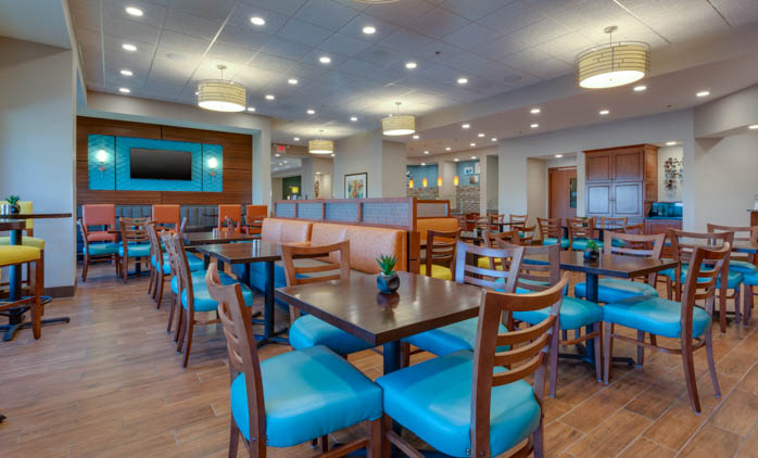 Drury Inn & Suites - Gainesville - Dining Area