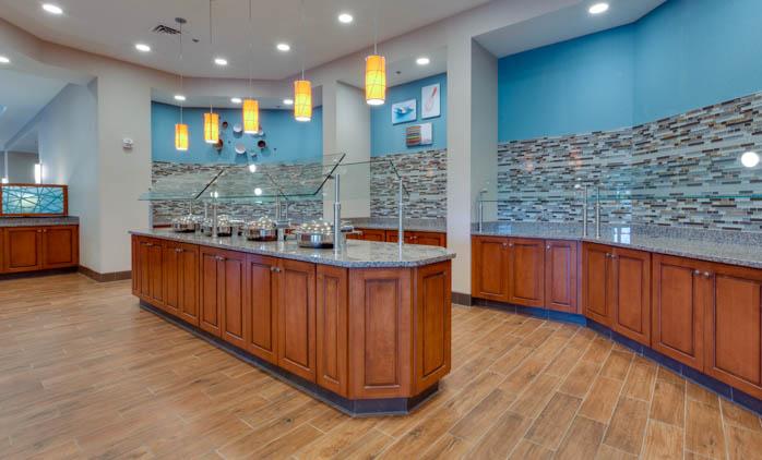 Drury Inn & Suites - Gainesville - Dining Area