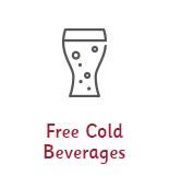 Free cold beverages