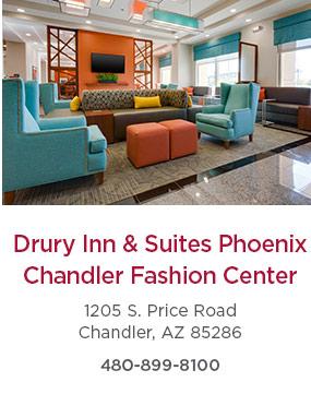 Drury Inn & Suites Phoenix Chandler Fashion Center
