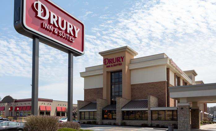 Drury Inn & Suites Kansas City Shawnee Mission - Hotel Exterior