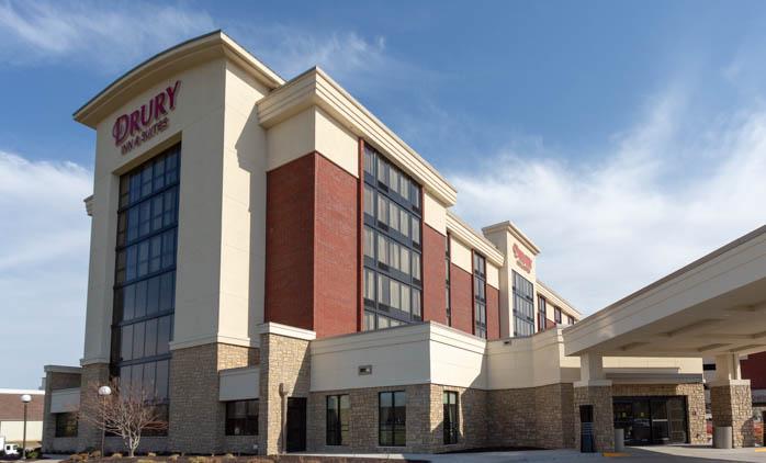 Drury Inn & Suites - Kansas City Overland Park - Exterior