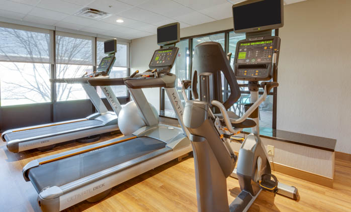 Drury Inn & Suites - Kansas City Overland Park - Fitness Center