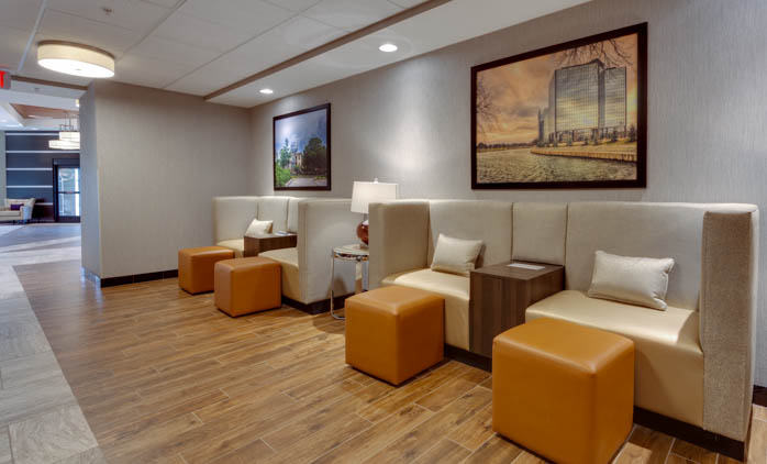 Drury Inn & Suites - Kansas City Overland Park - Lobby