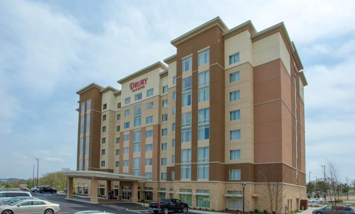 Drury Inn & Suites Pittsburgh Airport Settlers Ridge - Exterior