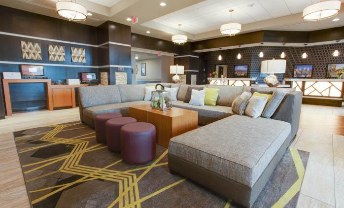 Drury Inn & Suites Pittsburgh Airport Settlers Ridge - Lobby