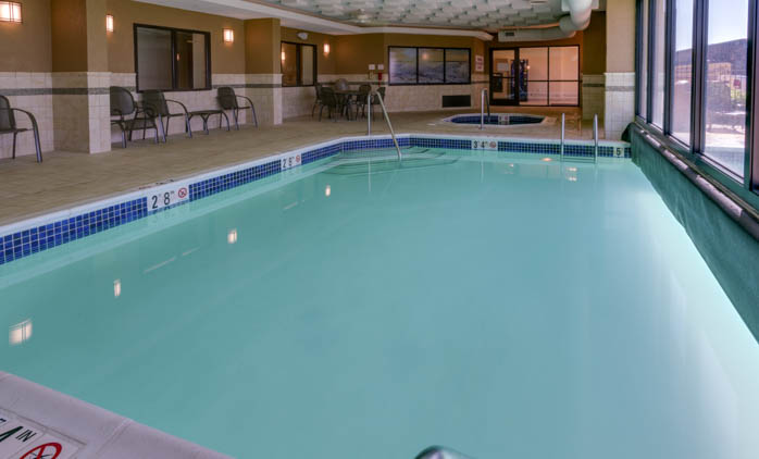 Drury Inn & Suites Memphis Southhaven - Indoor/Outdoor Pool